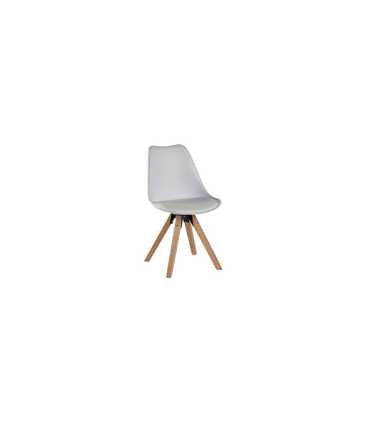 chaise coque benny - Chaise Coque